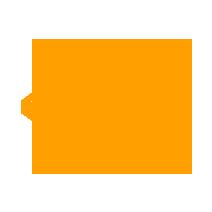 A square foundation icon representing foundation services